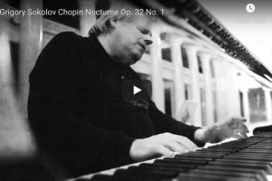 Chopin – Nocturne No 9 in B Major – Sokolov, Piano