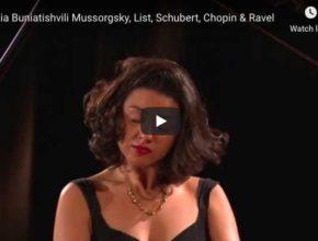 Chopin - Scherzo No 3 in C-Sharp Minor - Buniatishvili, Piano