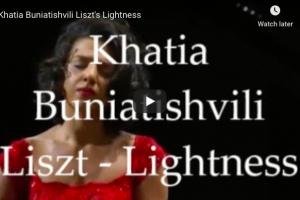 Liszt – La Leggierezza  – Buniatishvili, Piano