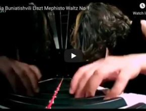 Liszt - Mephisto Waltz No 1 in A major - Buniatishvili, Piano