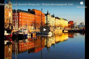 Liszt – Rhapsodie Espagnole (Spanish Rhapsody) – Sokolov, Piano