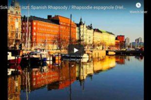 Liszt - Rhapsodie Espagnole (Spanish Rhapsody) - Sokolov, Piano