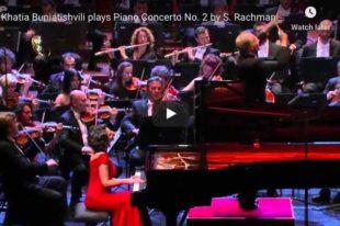 Rachmaninoff - Piano Concerto No. 2 - Khatia Buniatishvili