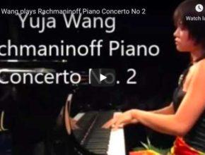 Rachmaninoff - Concerto No 2 in C Minor- Wang, Piano
