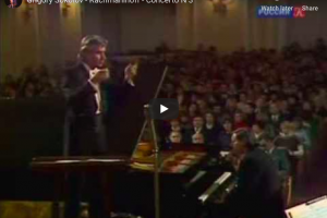 Rachmaninoff – Concerto No 3 in D Minor – Sokolov, Piano