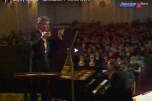 Rachmaninoff - Concerto No 3 in D Minor - Sokolov, Piano