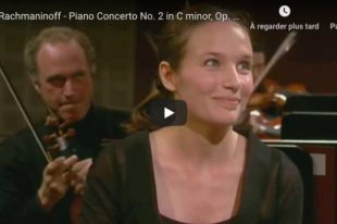 Rachmaninoff - Piano Concerto No 2 - Grimaud, Piano; Abbado, Conductor