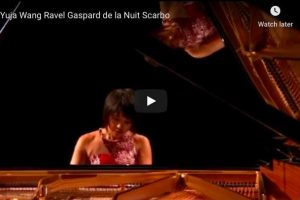 Ravel – Scarbo – Wang, Piano