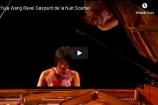 Ravel - Scarbo - Wang, Piano
