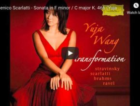 Scarlatti - Sonata K. 466 in F Minor - Wang, Piano