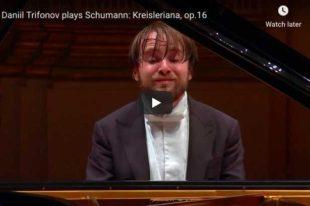 Schumann - Kreisleriana - Trifonov, Piano