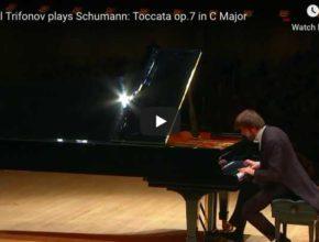 Schumann - Toccata in C Major - Trifonov, Piano