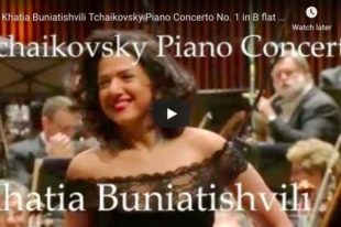 Tchaikovsky - Piano Concerto No 1 - Khatia Buniatishvili