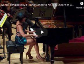Tchaikovsky - Piano Concerto No 1 - Wang, Piano