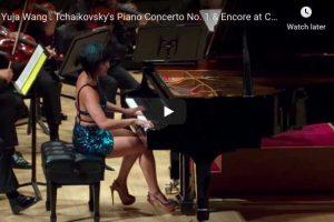 Tchaikovsky – Piano Concerto No. 1 – Yuja Wang