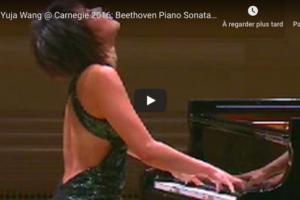 Beethoven – Piano Sonata No 29 (Hammerklavier) – Wang, Piano