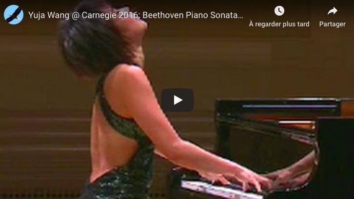Beethoven - Piano Sonata No 29 (Hammerklavier) - Wang, Piano