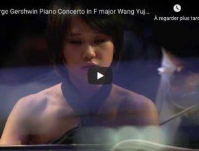 George Gershwin – Piano Concerto in F Major - Wang, Piano