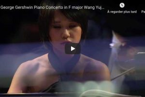 George Gershwin – Concerto in F – Wang, Piano