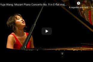 Mozart - Piano Concerto No. 9 - Yuja Wang