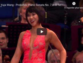 Prokofiev - Sonata No 7, 3rd movement - Wang, Piano