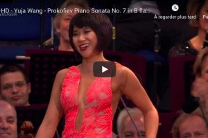 Prokofiev – Piano Sonata No. 7, Precipitato – Yuja Wang