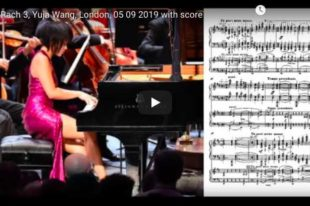 Rachmaninoff - Piano Concerto No. 3 - Yuja Wang