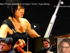 Schubert - Trout Quintet in A major - Wang, Soloists of Berliner Philharmoniker