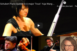 Schubert – Trout Quintet in A major – Wang, Soloists of Berliner Philharmoniker
