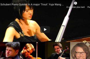 Schubert - Trout Quintet in A major - Wang, Soloists of Berliner Philharmoniker
