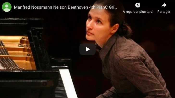 Beethoven - Piano Concerto No 4 in G Major - Hélène Grimaud, Piano