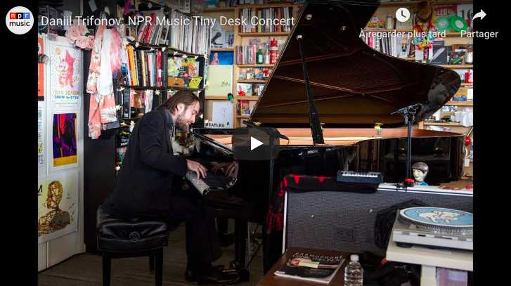 Chopin – Fantaisie-Impromptu in C-Sharp Minor – Trifonov, Piano