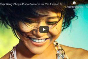 Chopin – Piano Concerto No. 2 – Yuja Wang