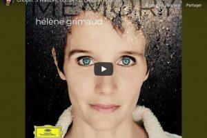 Chopin – Waltz No. 3 – Grimaud, Piano