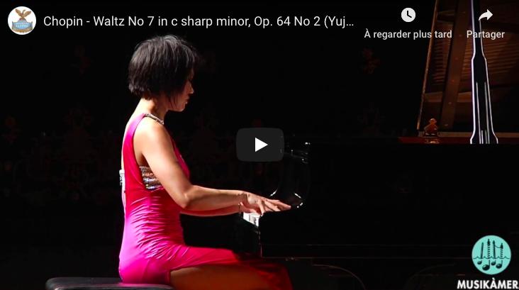 Chopin - Waltz No 7 in C-Sharp Minor - Wang, Piano
