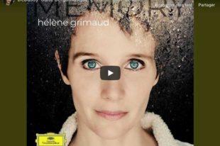 Debussy - Clair de Lune (Moonlight) - Grimaud, Piano