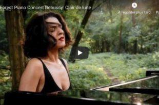 Debussy - Clair de Lune (Moonlight) - Buniatishvili, Piano