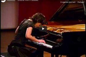 Debussy – Ondine – Khatia Buniatishvili, Piano