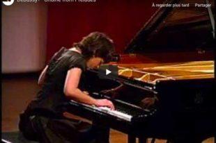 Debussy - Ondine - Khatia Buniatishvili, Piano