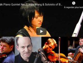 Dvorak - Quintet No 2 - Wang, Soloists of Berliner Philharmoniker