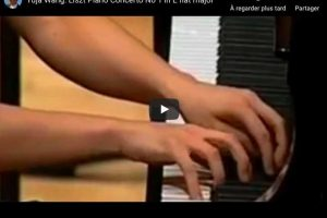 Liszt – Piano Concerto No. 1 – Yuja Wang
