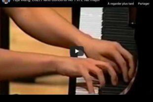 Liszt - Piano Concerto No. 1 - Yuja Wang