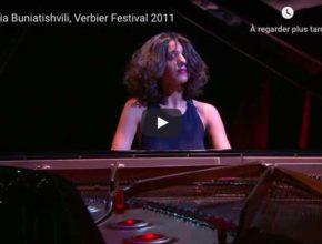 Liszt - Sonata in B Minor - Khatia Buniatishvili, Piano
