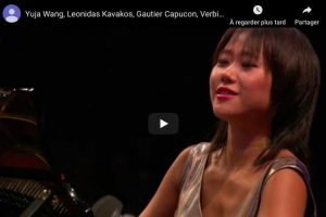 Mendelssohn – Trio No. 2 – Wang, Kavakos, Capuçon