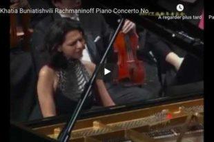 Rachmaninoff - Concerto No 2 in C Minor- Buniatishvili, Piano