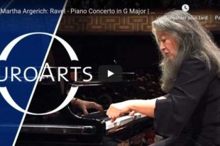 Ravel - Piano Concerto in G Major - Martha Argerich
