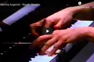 Ravel – Scarbo – Argerich, Piano