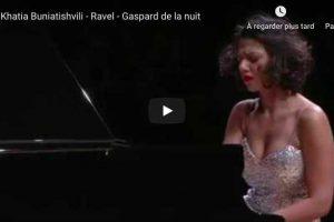 Ravel – Scarbo – Buniatishvili, Piano