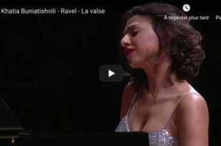 Ravel - La Valse - Buniatishvili, Piano