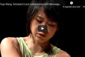 Schubert-Liszt – Liebesbotschaft (Message of Love) – Wang, Piano